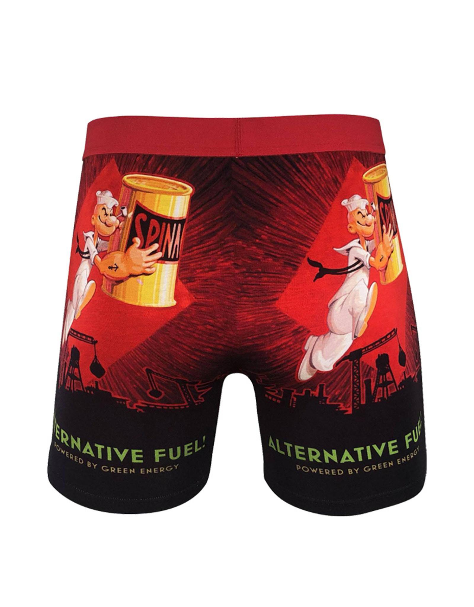 Boxer ( Good Luck Undies ) Popeye Alternative Fuel