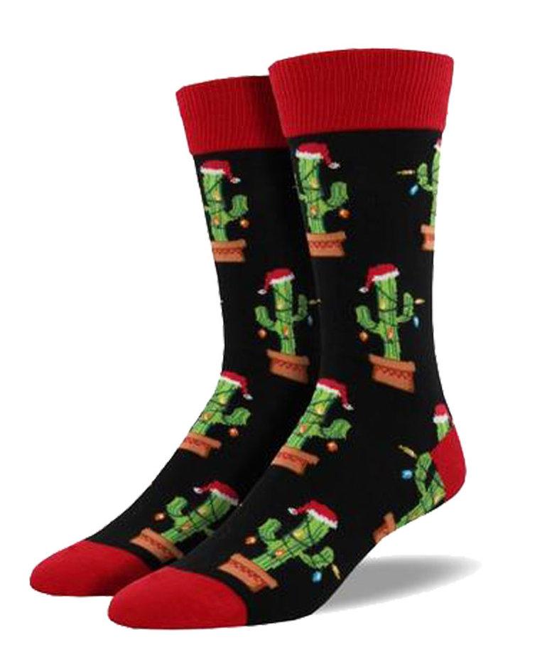Christmas Cactus ( SockSmith Socks )