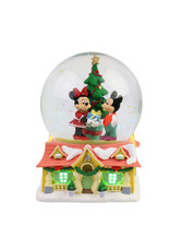 Disney Disney ( Christmas Globe ) Mickey & Minnie