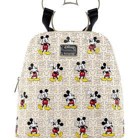 Disney Disney ( Loungefly  Mini Backpack ) Mickey