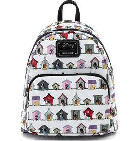 Disney Disney ( Loungefly Mini Backpack ) Dogs Houses
