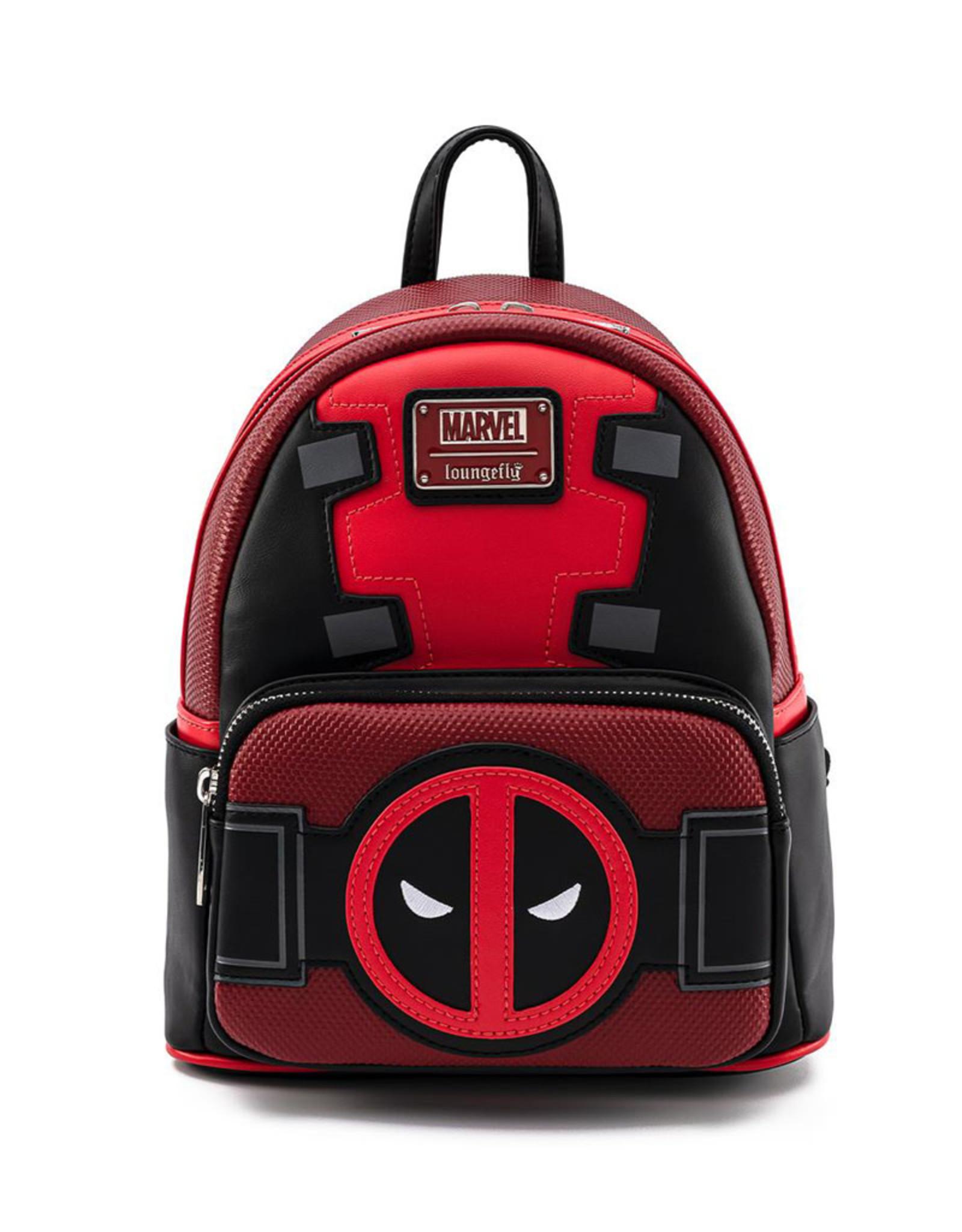 Marvel Marvel ( loungefly Mini Backpack ) Deadpool