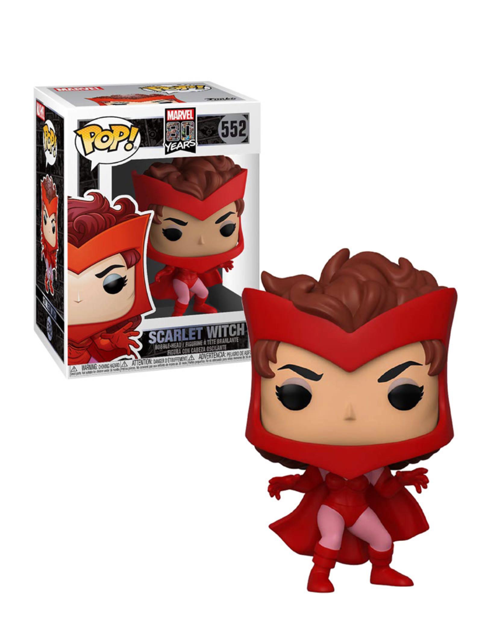 Marvel Marvel 80 Years 552 ( Funko Pop ) Scarlet Witch