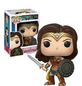 Dc Comics 172 ( Funko Pop ) Wonder Woman