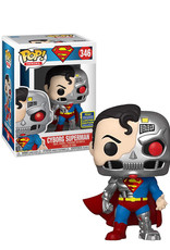 Dc Comics 346 ( Funko Pop ) Cyborg Superman