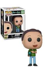 Rick and Morty Rick and Morty 302 ( Funko Pop ) Jerry