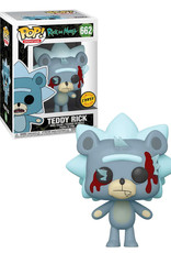 Rick and Morty Rick and Morty 662 ( Funko Pop ) Teddy Ricky CHASE