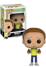 Rick and Morty Rick and Morty 113 ( Funko Pop ) Morty