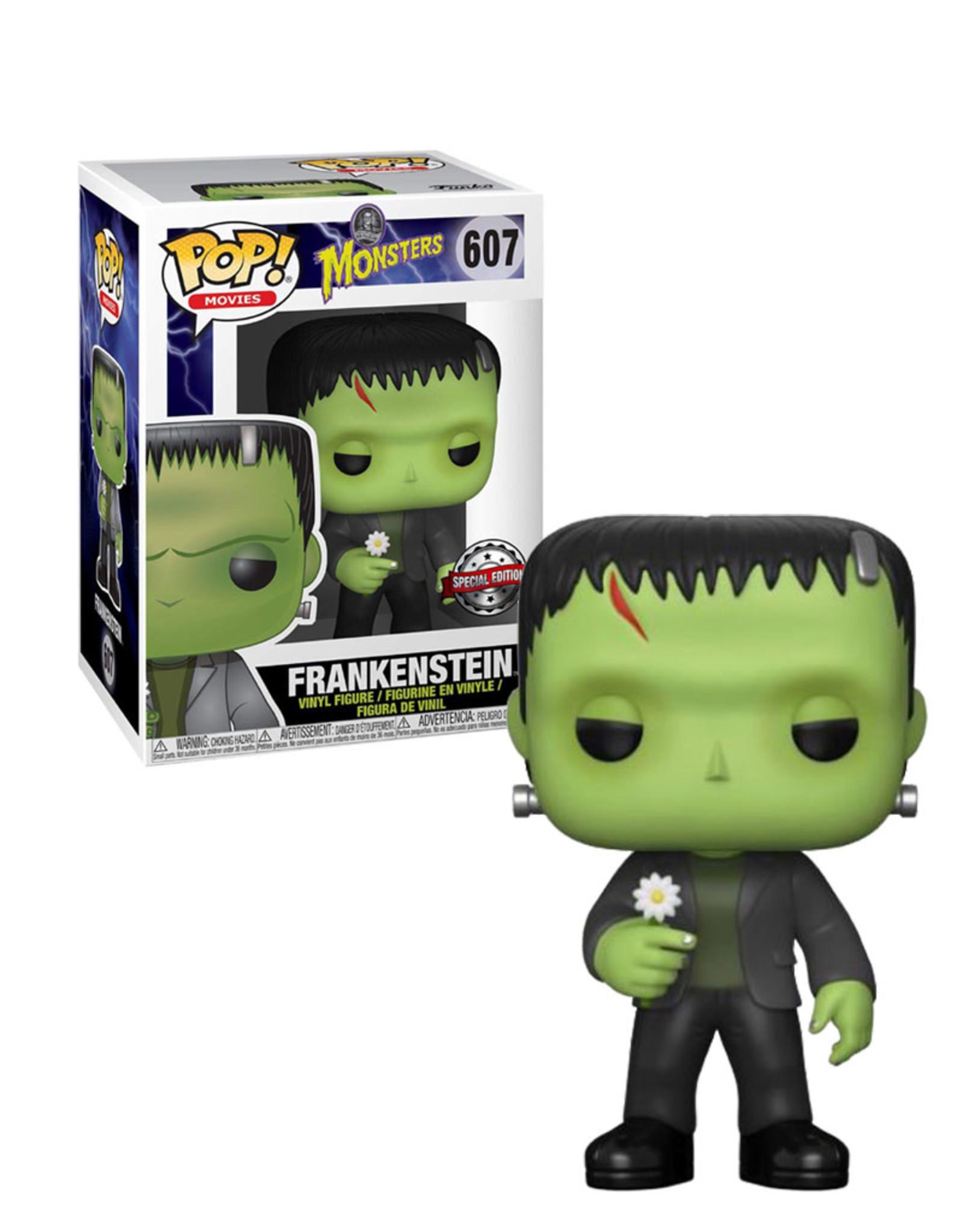 Monsters 607 ( Funko Pop ) Frankenstein