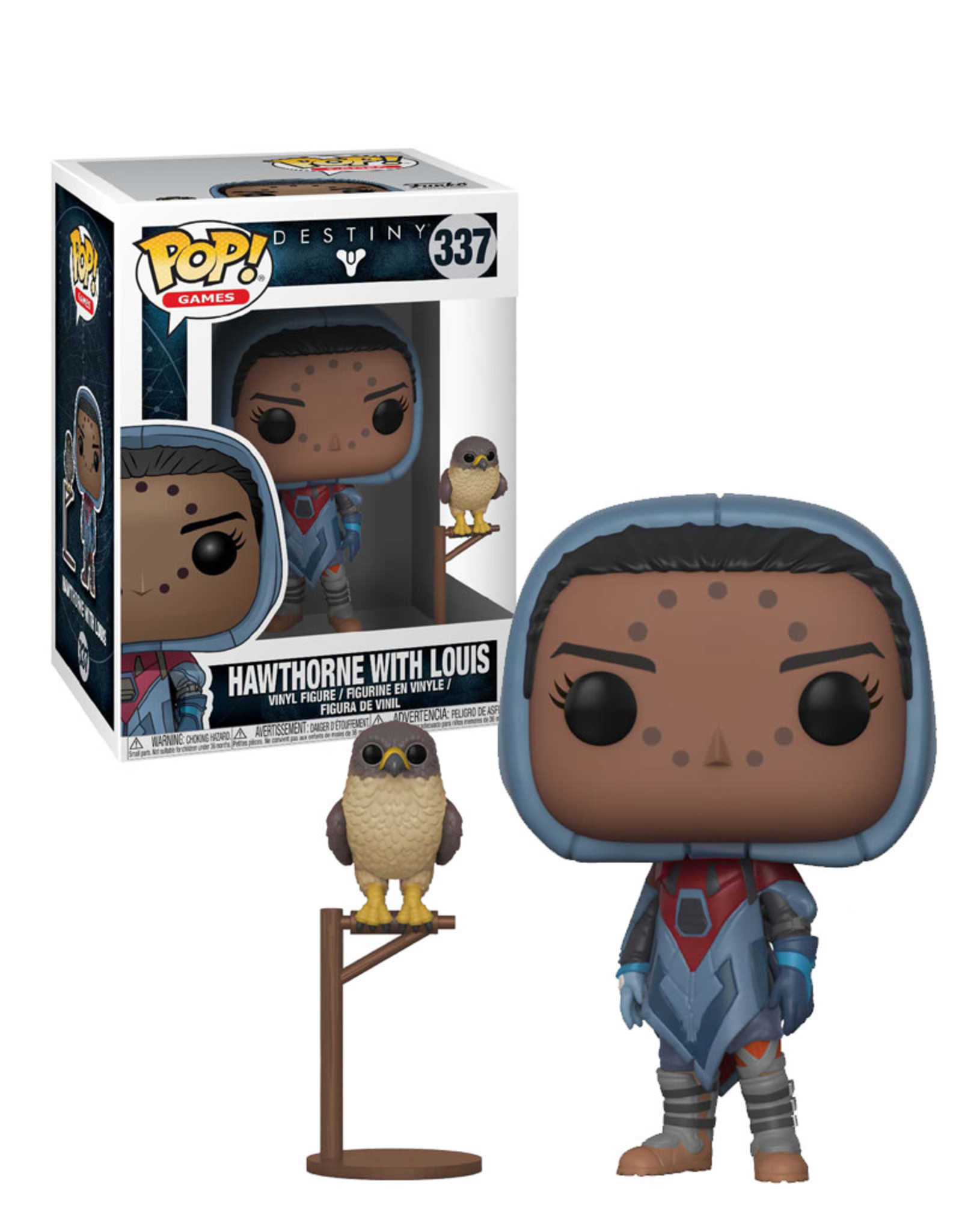 Destiny 337 ( Funko Pop ) Hawthorne with Louis