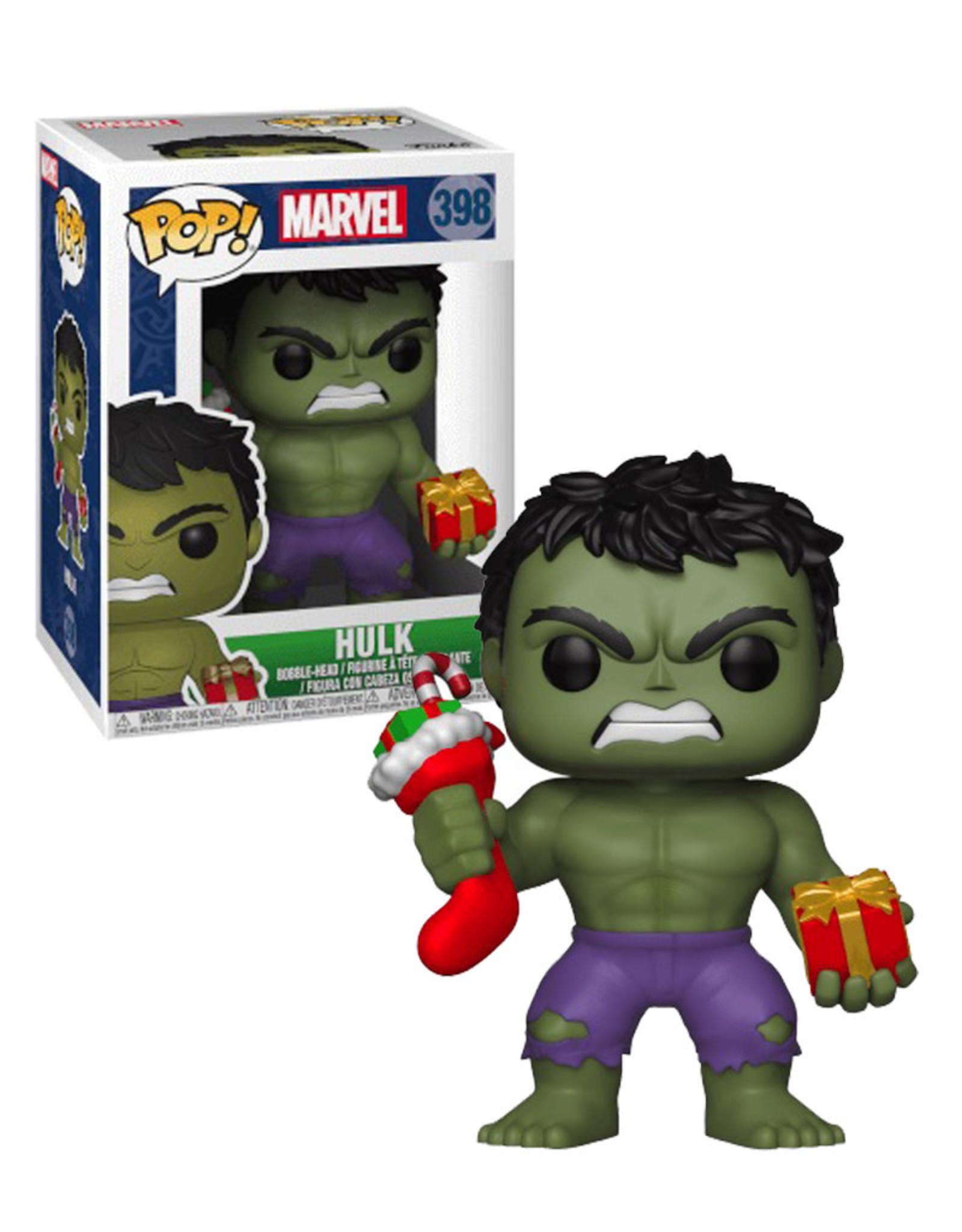 Marvel 398 ( Funko Pop ) Hulk