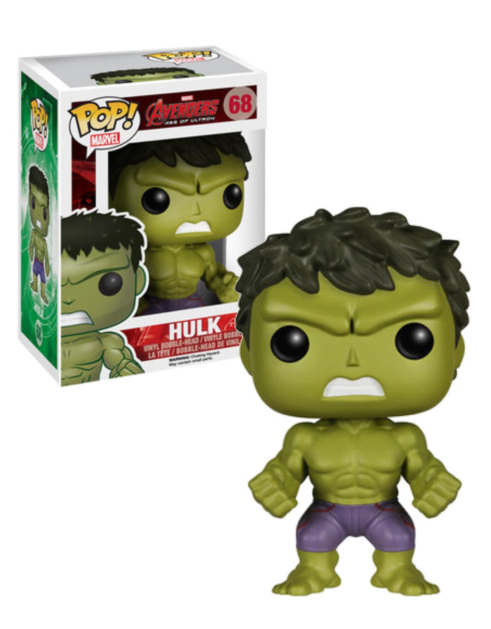Avengers Age of Ultron 68 ( Funko Pop ) Hulk