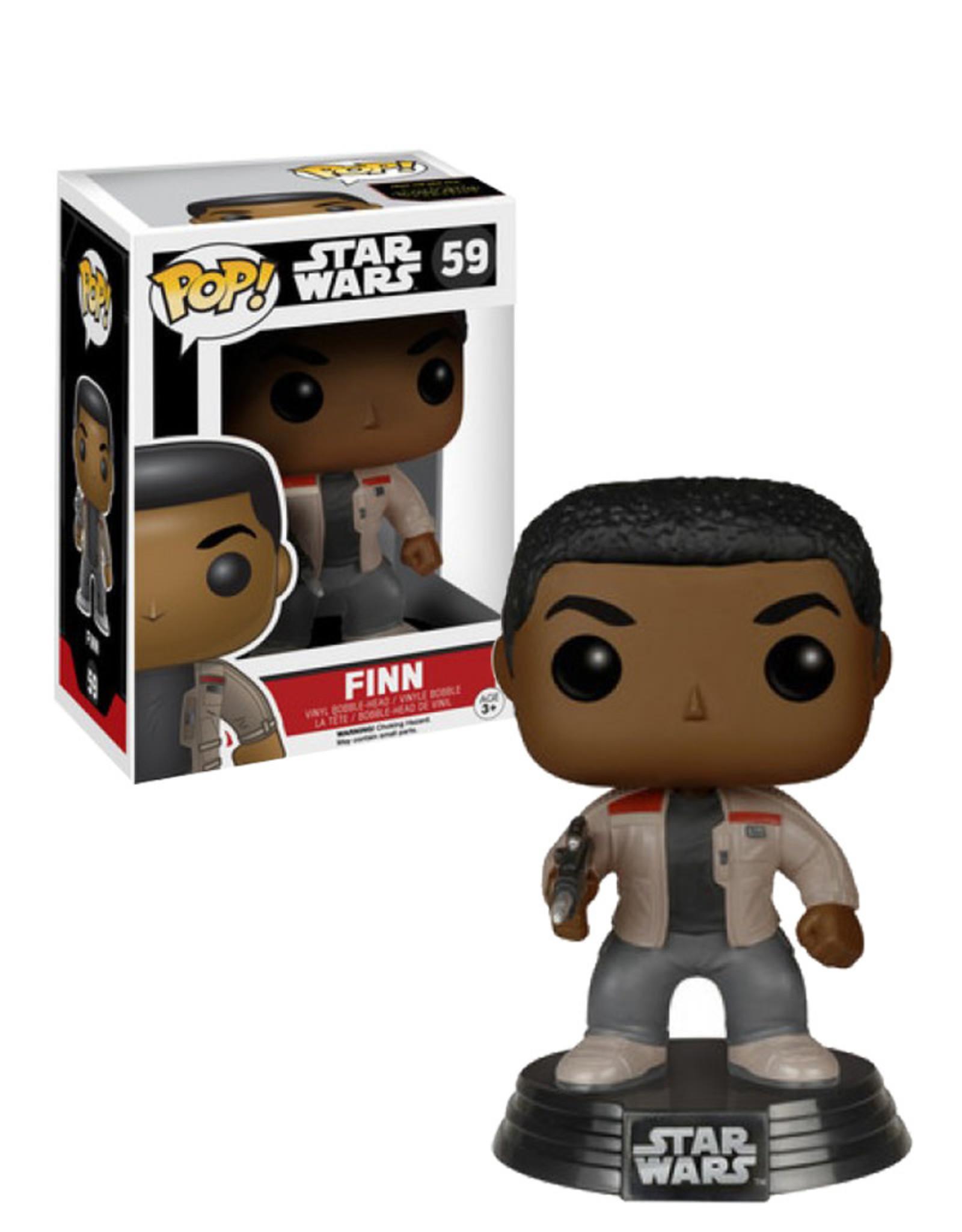 Star Wars 59 ( Funko pop ) Finn
