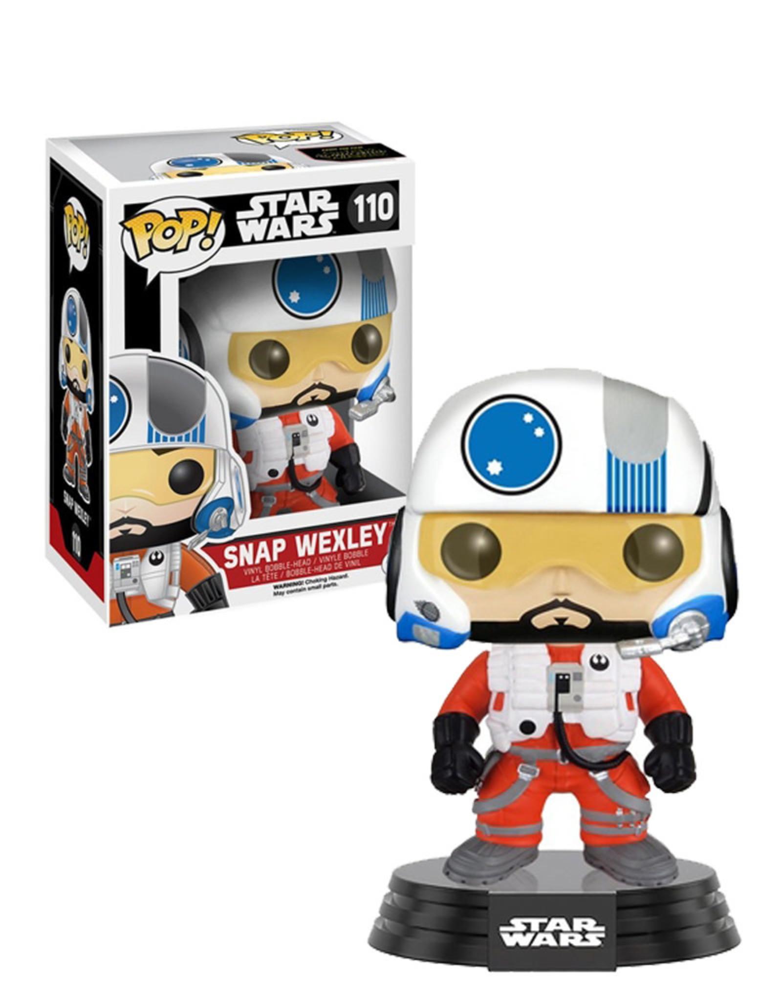 Star Wars Star Wars 110 ( Funko Pop ) Snap Wexley