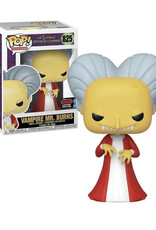 The Simpsons 825 ( Funko Pop ) Vampire MR. Burns