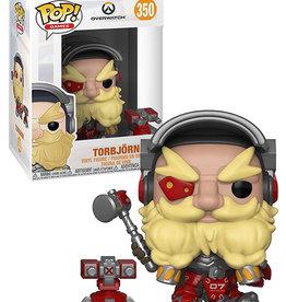 Overwatch  350 ( Funko Pop ) Torbjorn