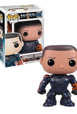 Mass Effect 09 ( Funko Pop ) Commander Shepard
