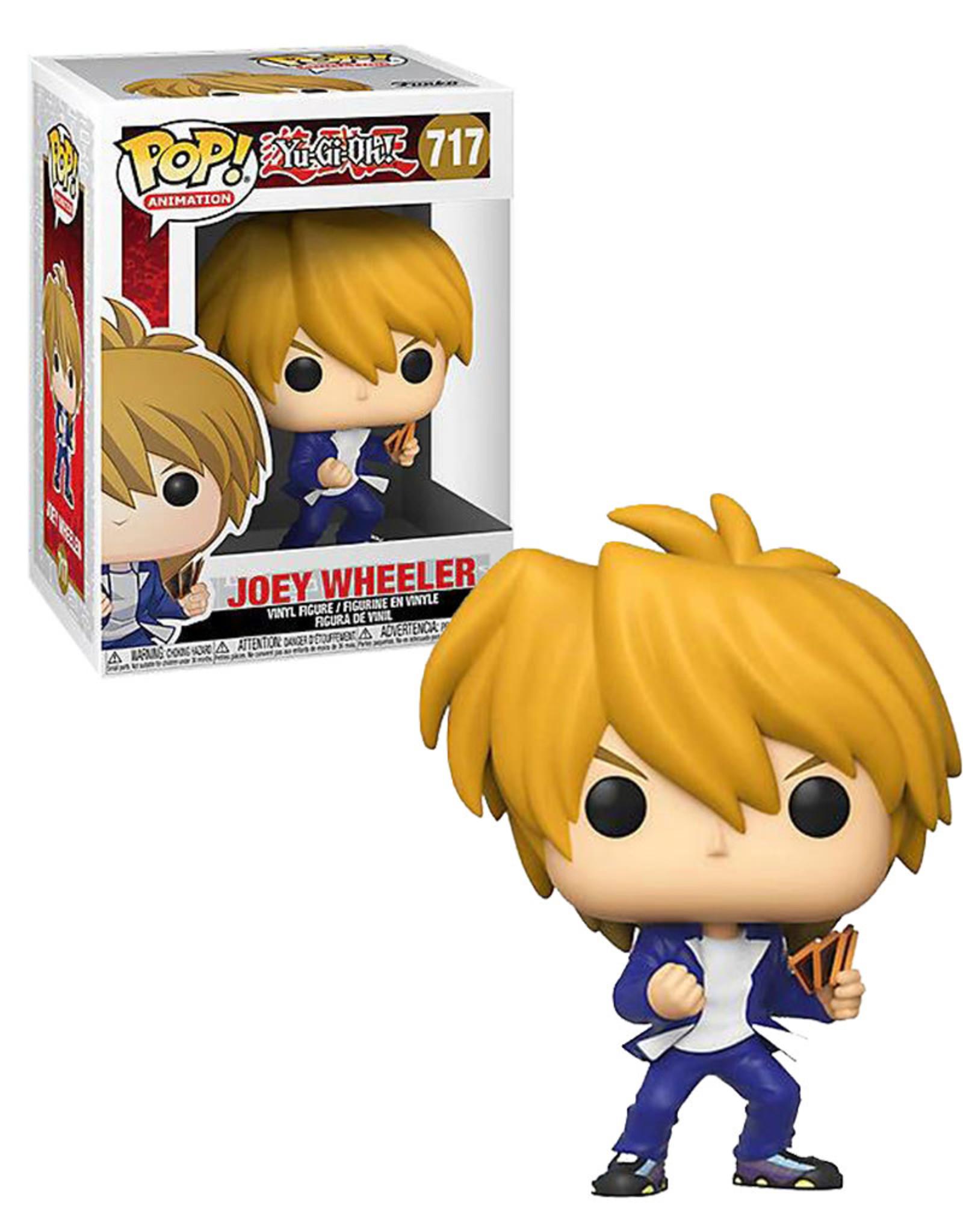 Yu-Gi-Oh! 717 ( Funko Pop ) Joey Wheeler