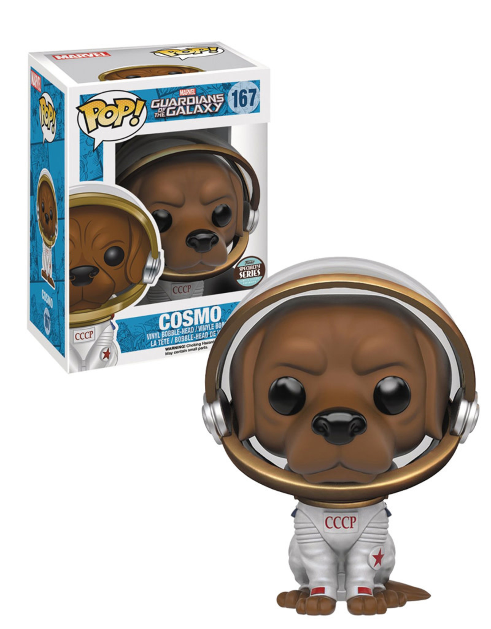 Guardians of the Galaxy 167 ( Funko Pop ) Cosmo