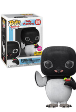 Billy Madison 899 (  Funko Pop ) Penguin With Cocktail