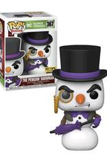 Dc Comics 367 ( Funko Pop ) The Penguin Snowman