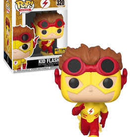 Dc comics Flash  320 ( Funko Pop ) Kid Flash