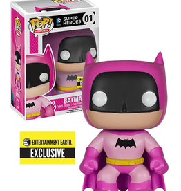 Dc comics Super Heros 01 ( Funko Pop ) Batman Rose