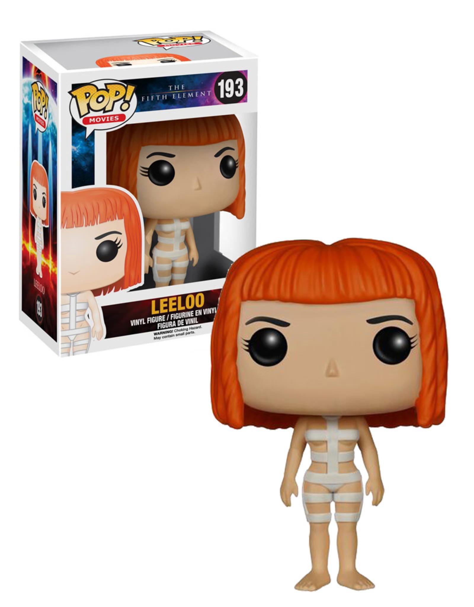 The Fifth Element 193 ( Funko Pop ) Leeloo