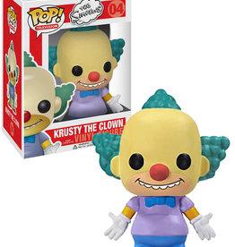 The Simpsons 04 ( Funko Pop ) Krusty the Clown