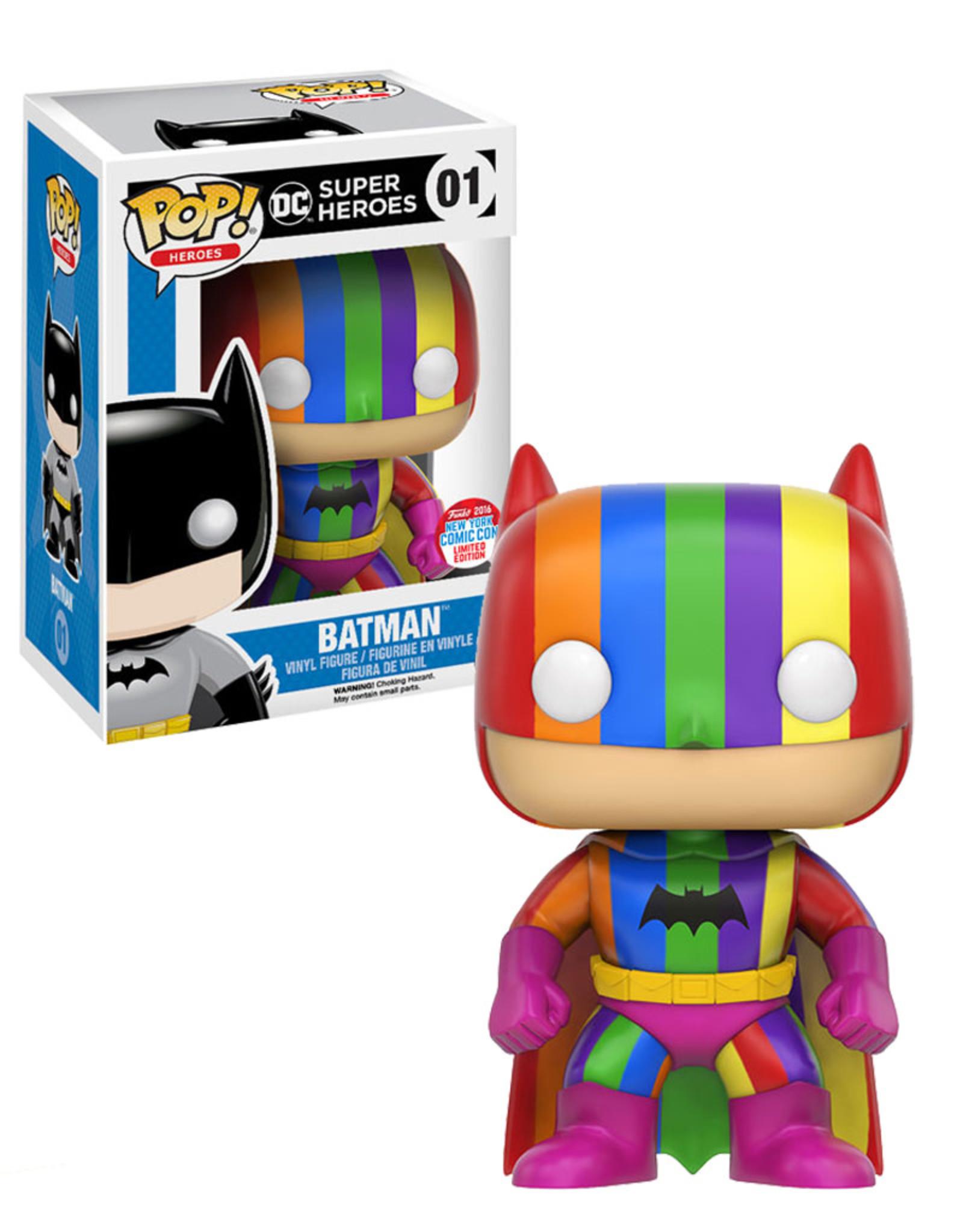 Batman 01 ( Funko Pop ) New York Comic Con 2016