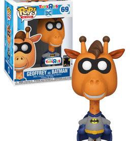 DC 69 ( Funko Pop ) Geoffrey as Batman