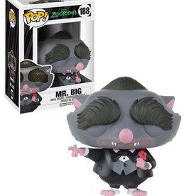 Zootopia 188 ( Funko Pop ) Mr.Big