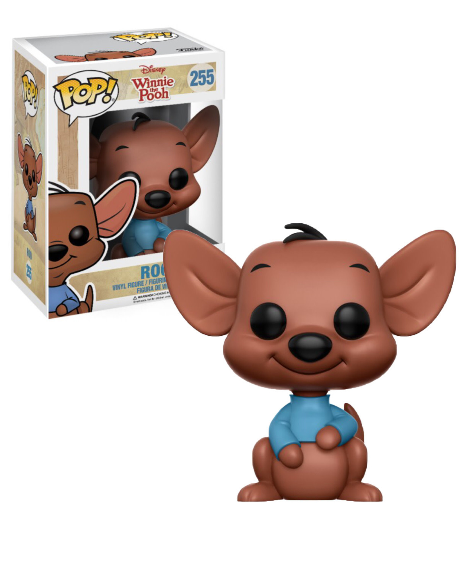 Winnie the Pooh 255 ( Funko Pop ) Roo