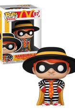 Mc Donald 87 ( Funko Pop ) Hamburglar
