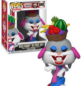 Looney Tunes 840 ( Funko Pop ) Bugs Bunny ( In Fruit Hat )