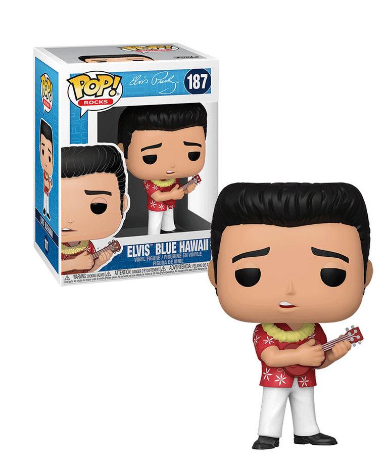 Elvis Elvis Presley 187 ( Funko Pop ) Blue Hawaii