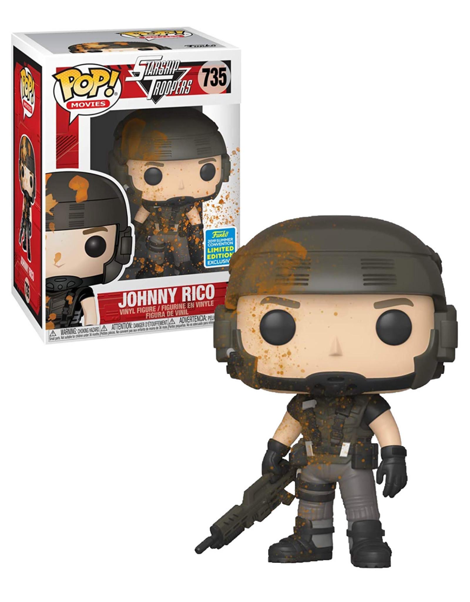 Starship Troopers 735 ( Funko Pop ) Johnny Rico