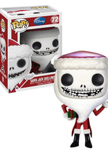 Funko Disney 72 ( Funko Pop ) Santa Jack Skellington