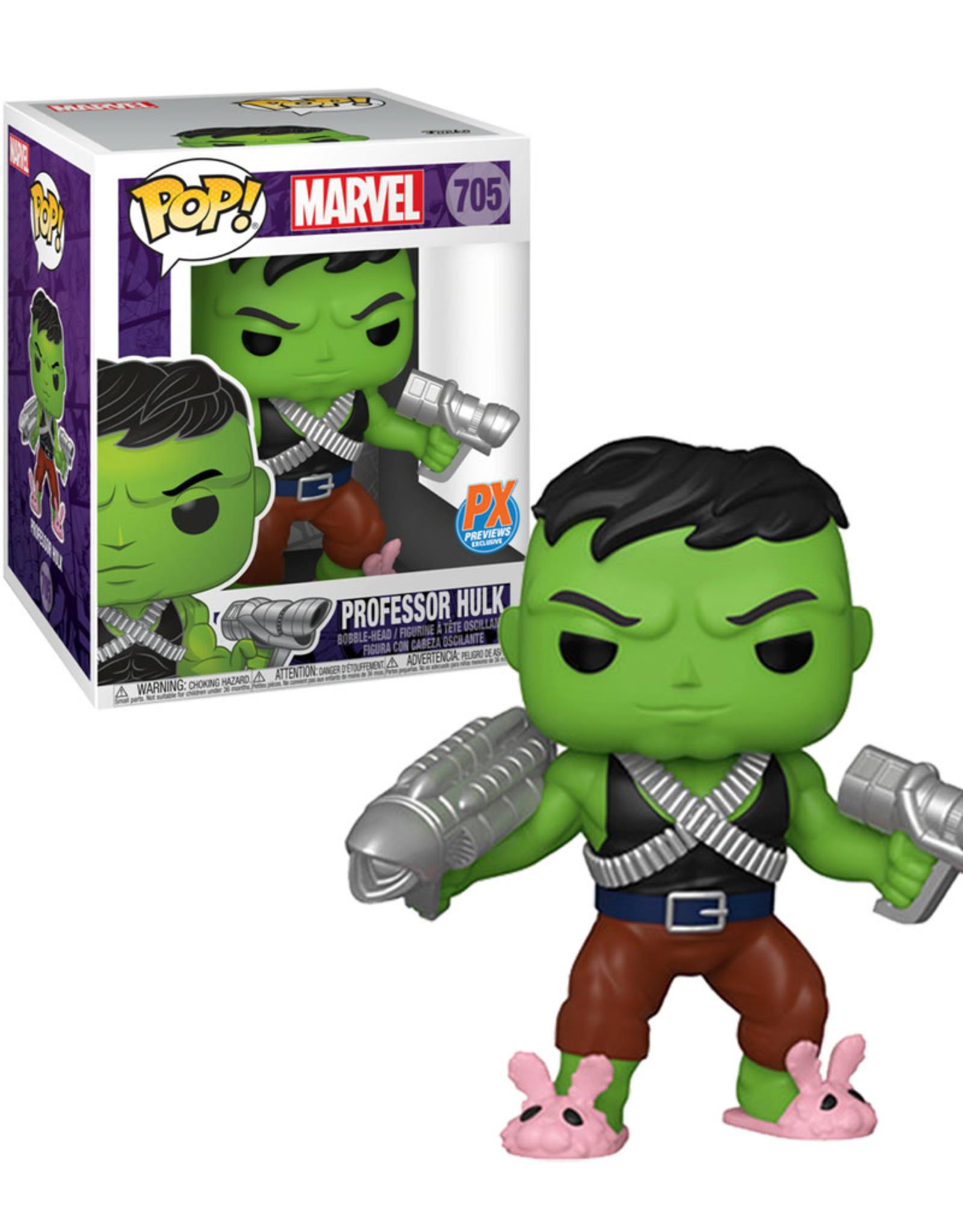 Marvel Marvel 705 ( Funko Pop ) Professor Hulk