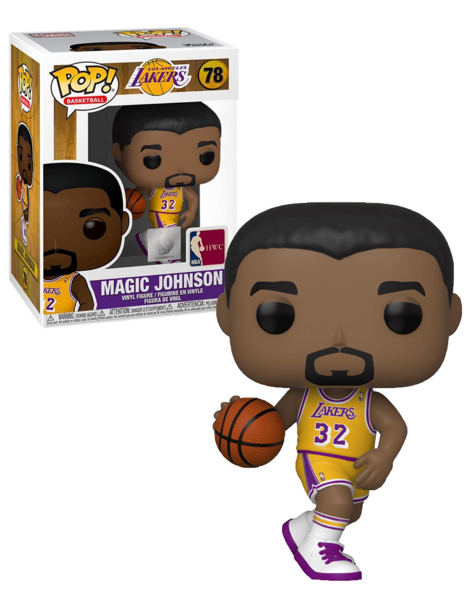 Lakers  78 ( Funko Pop ) Magic Johnson