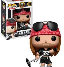 Funko Guns N Roses 50 ( Funko Pop ) Axl Rose