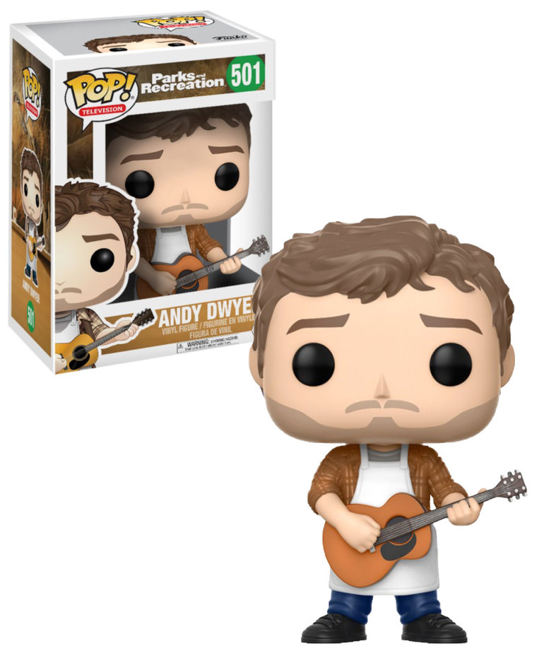 Parks and Recreation 501 ( Funko Pop ) Andy Dwyer