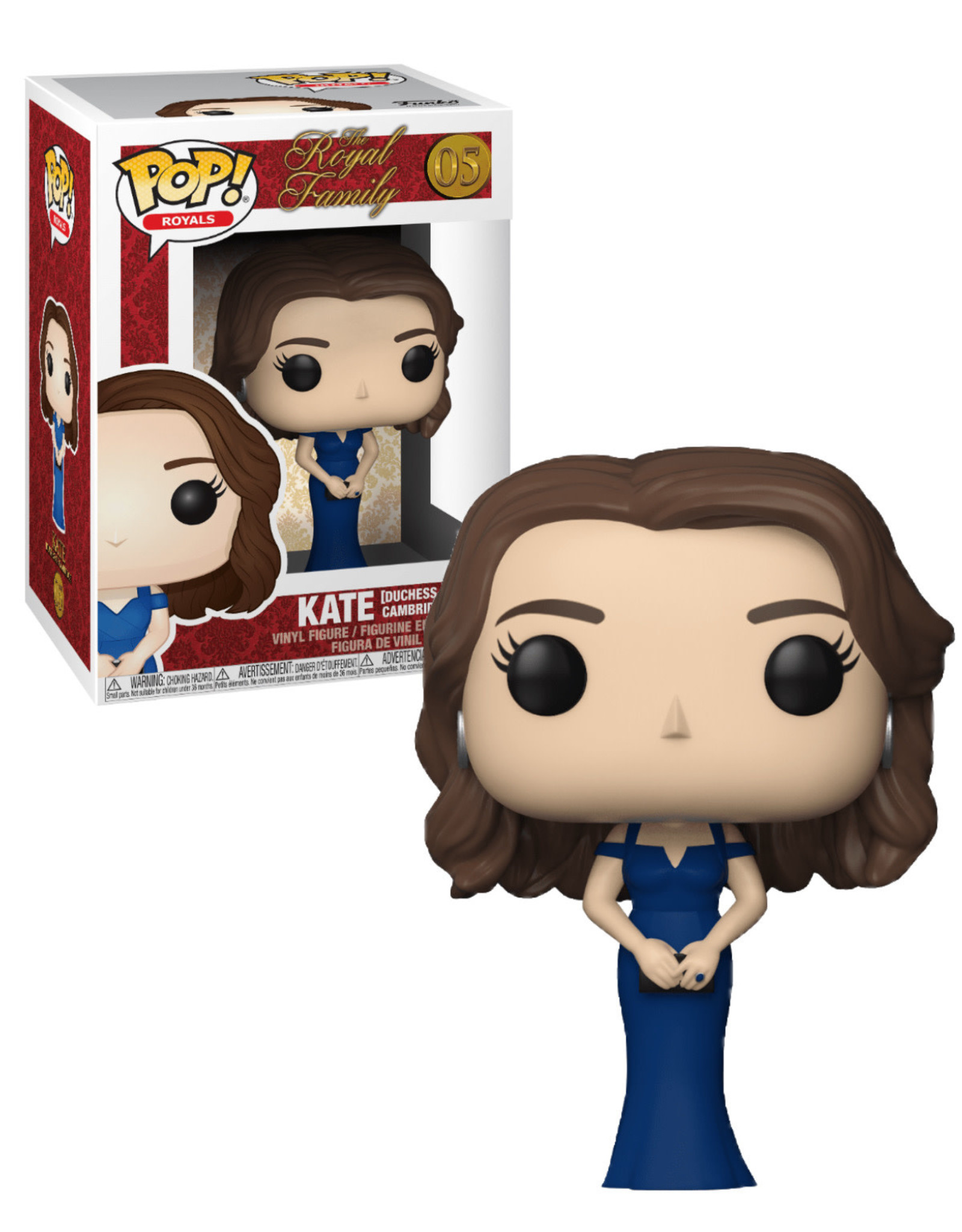 The Royal Family  05 ( Funko Pop ) Kate