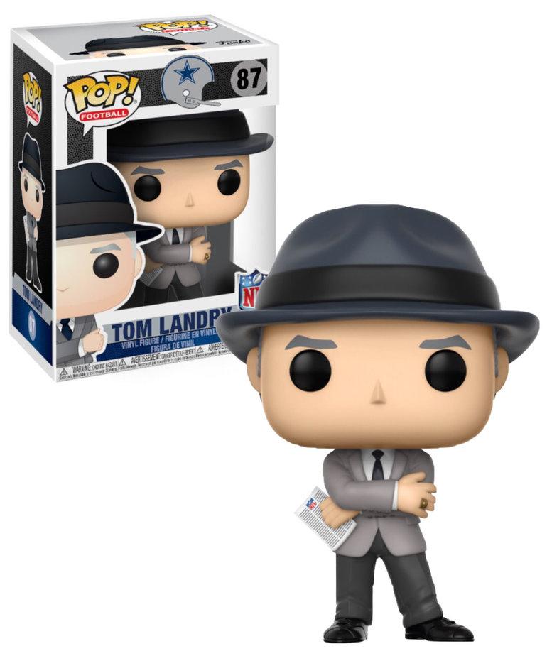 NFL 87 ( Funko Pop ) Tom Landry