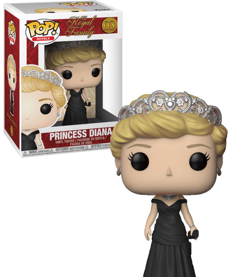 The Royal Family  03 ( Funko Pop ) Diana