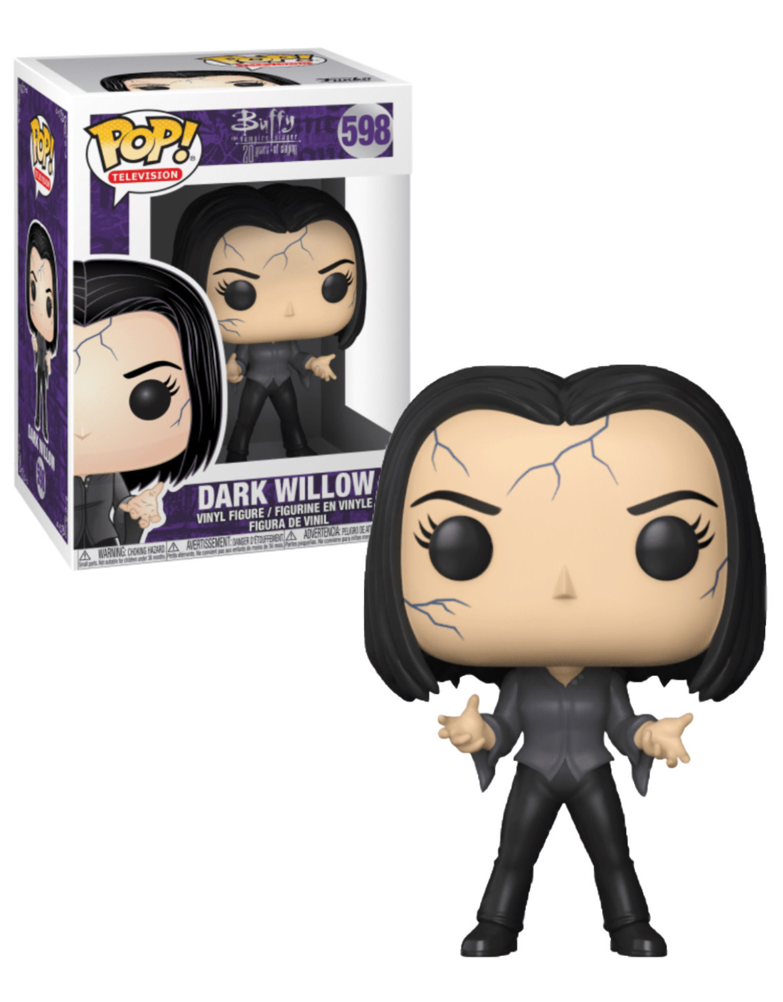Buffy 598 ( Funko Pop ) Dark Willow