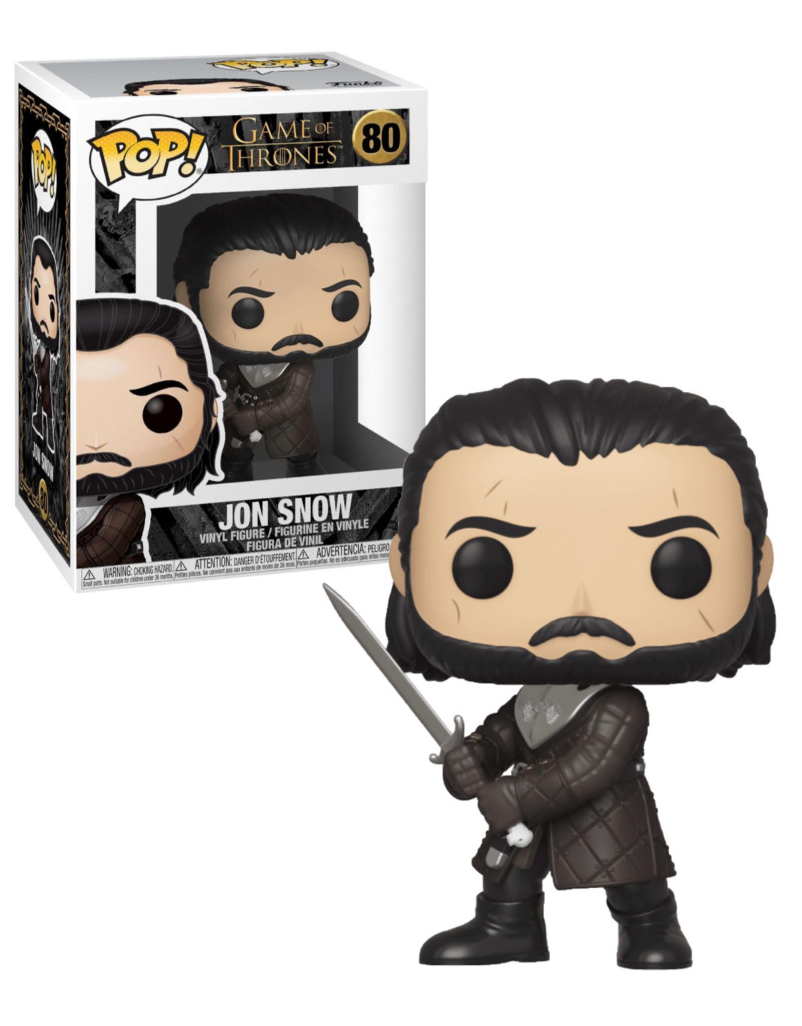 Game of Thrones 80 ( Funko Pop ) Jon Snow