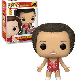 Richard Simmons 59 ( Funko Pop ) Special Edition