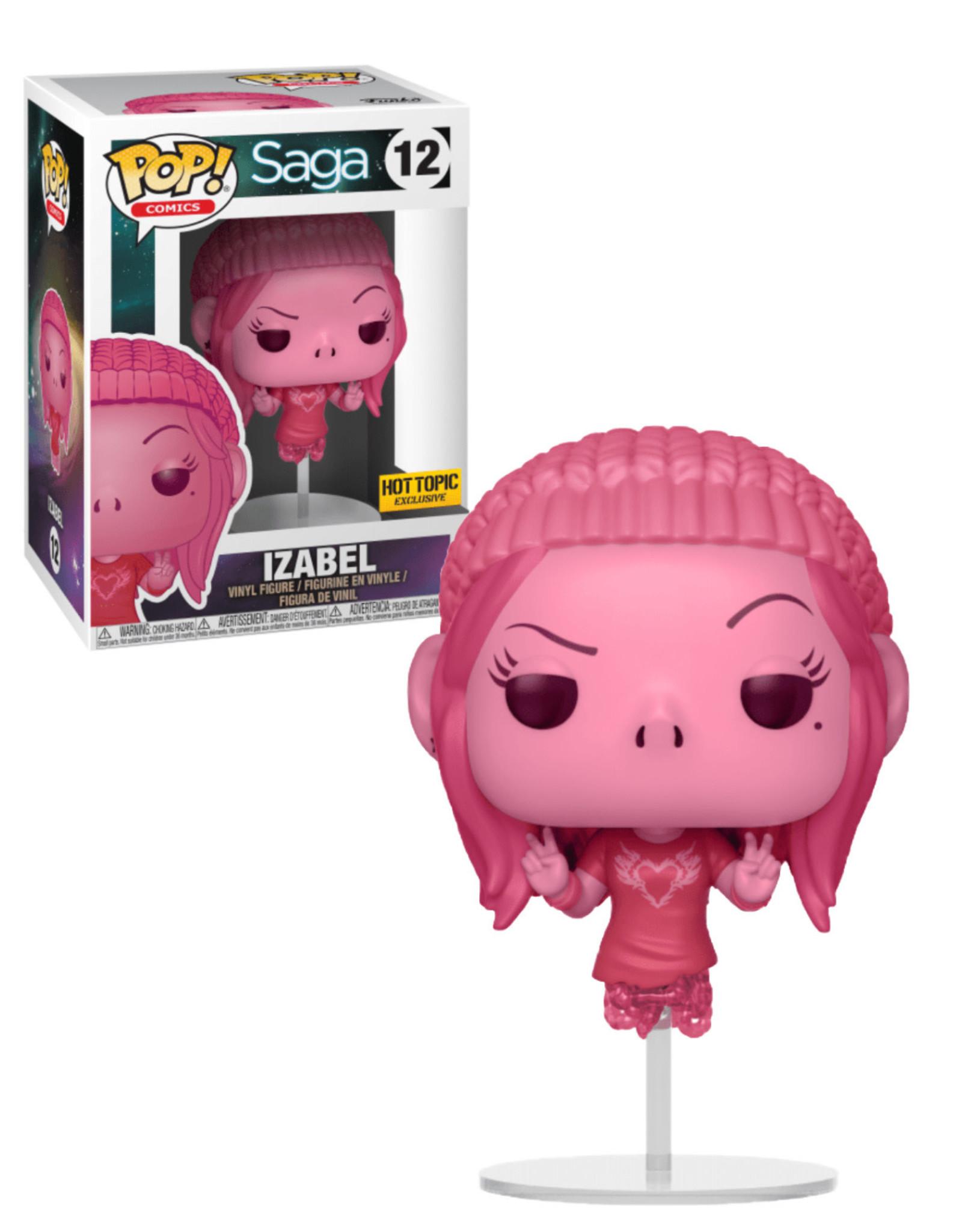 Saga 12 ( Funko Pop ) Izabel