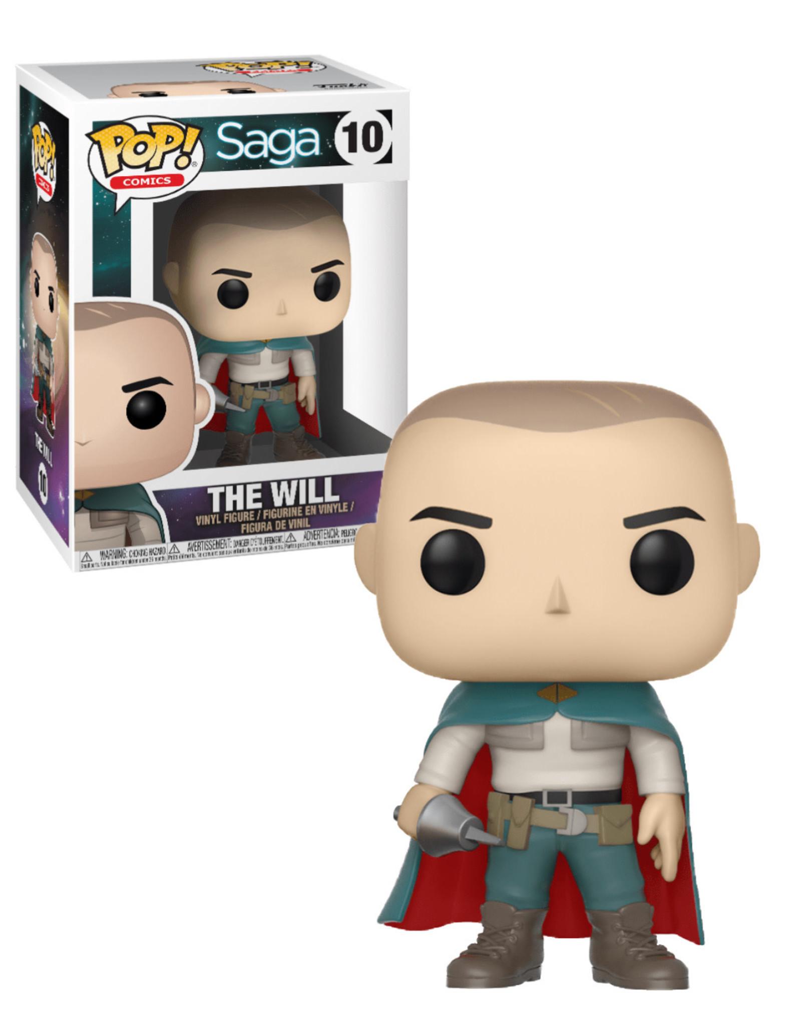 Saga 10 ( Funko Pop ) The Will